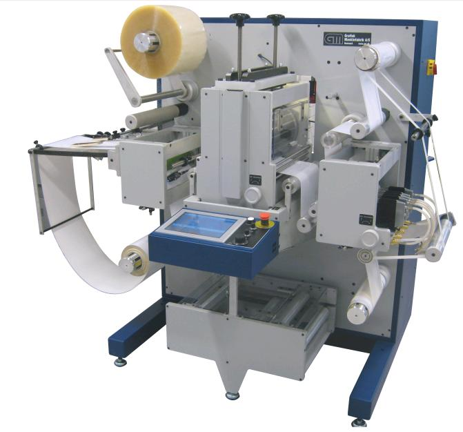 Етикетна машина DC 330 nano