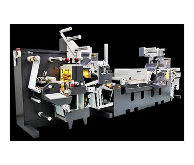 машина за обработка на етикети
