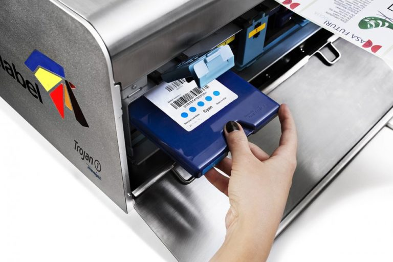 мастило за етикетен принтер