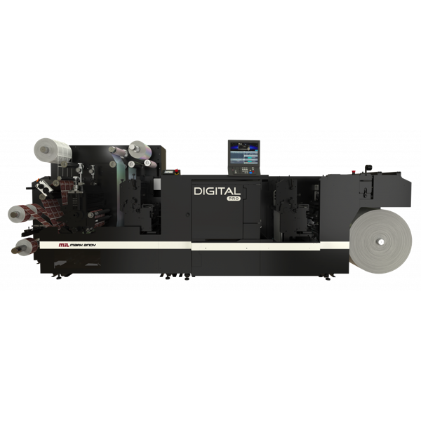 The advanced inline hybrid model, Digital Pro 3 is built for the all-in-one business owner seeking a complete workflow solution.