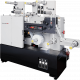 The Mark Andy 830 was built as a value-add flexographic web converting press for self-adhesive label printing.